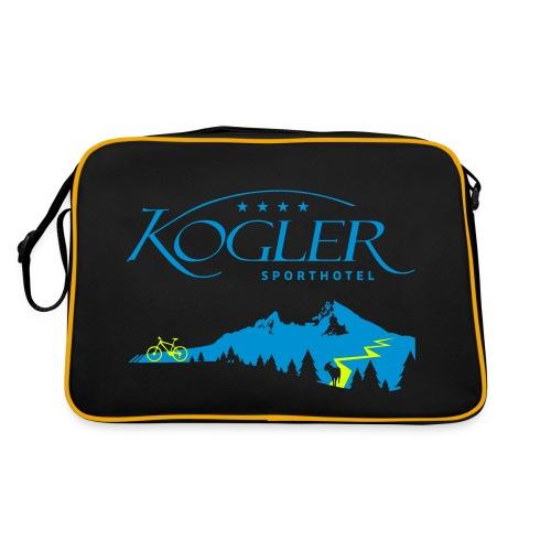 Kogler Logo mittersill - Retro Tasche