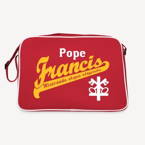 POPE FRANCIS - Retro Bag