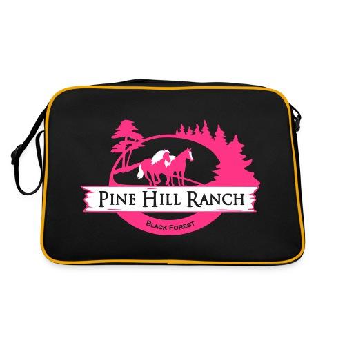 PINE hill Ranch6 - Retro Tasche