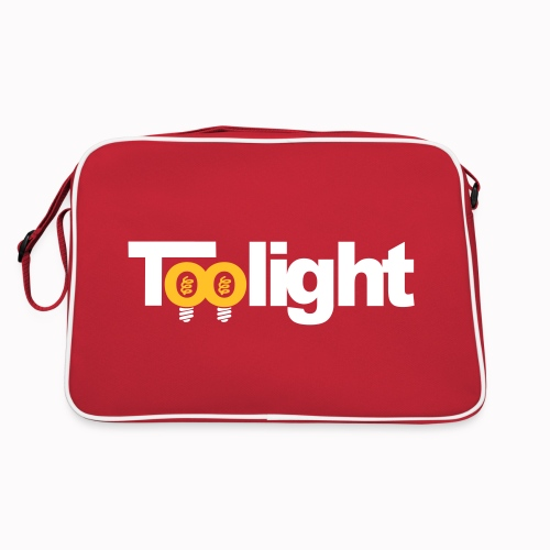 toolight on - Borsa retrò