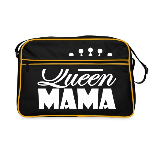 queenmama - Retro Tasche