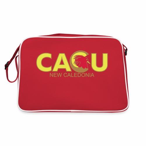 Cagu New Caldeonia - Sac Retro