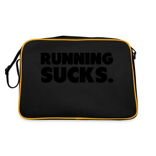 Running Sucks - Retrolaukku