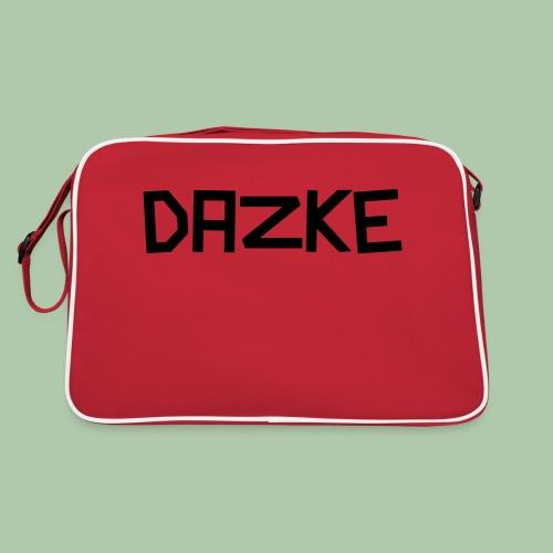 dazke_bunt - Retro Tasche