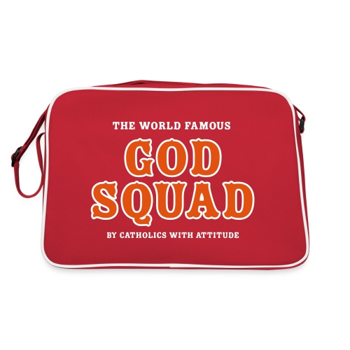 GOD SQUAD - Retro Bag