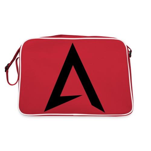 alpharock A logo - Retro Bag