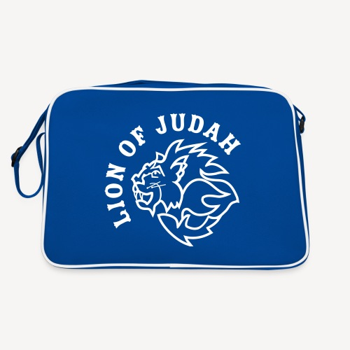 LION OF JUDAH - Retro Bag