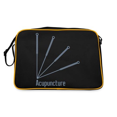 Acupuncture Eventail vect - Sac Retro