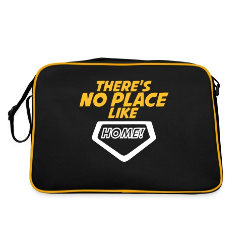There´s no place like home - Retro Bag