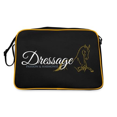 Trab_Design_Dressage_NB - Retro Tasche