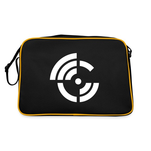 electroradio.fm logo - Retro Tasche