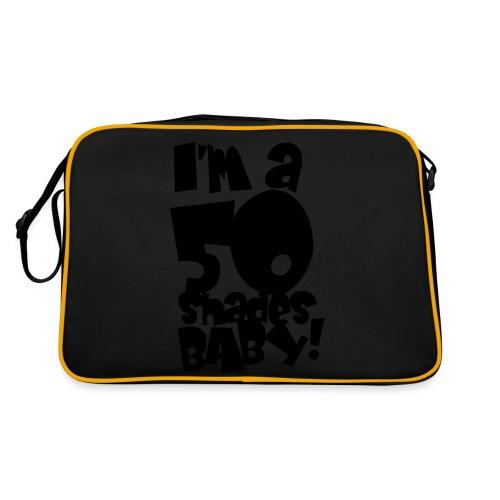 50 shades - Retro Bag