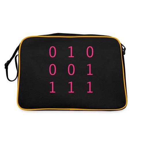 Hacker Emblem - Retro Bag