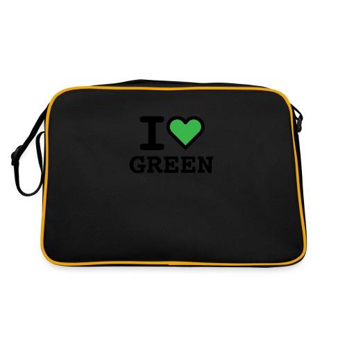i-love-green-2.png - Borsa retrò