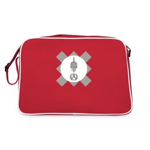 Eingesteckt - Retro Tasche