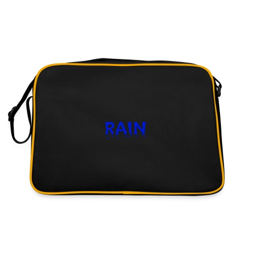 RAIN Logo - Retro Tasche