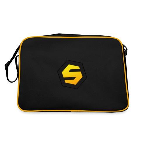 Souloman Black/Yellow - Retro Bag
