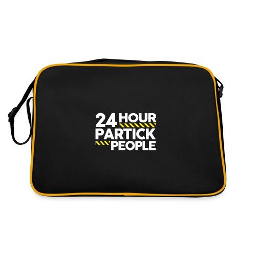 24 Hour Partick People - Retro Bag