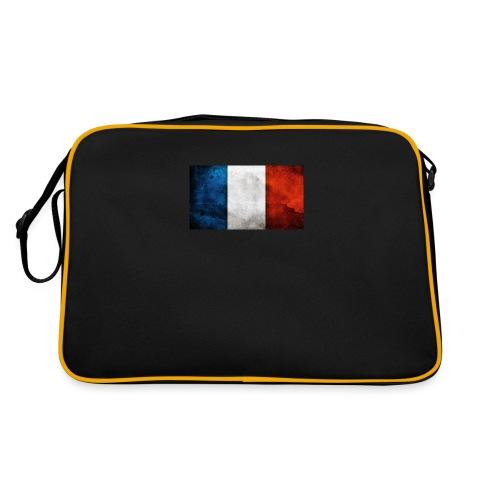 France Flag - Retro Bag