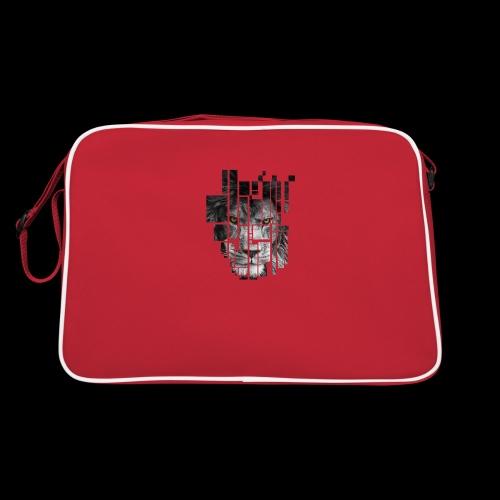 Pixel Lion Tattoo Inspire - Retro Bag