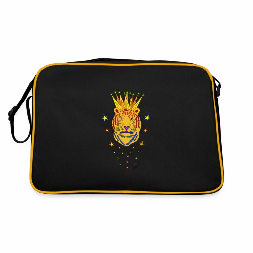 Star Tiger - Retro Tasche