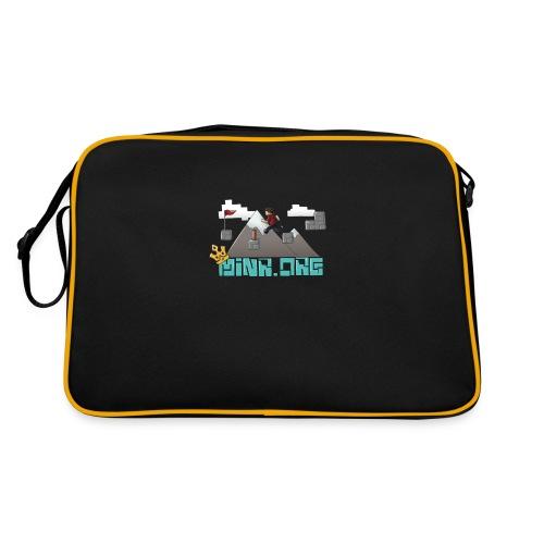 Minr.org Logo - Retro Bag