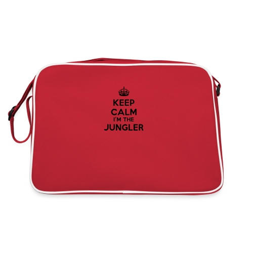 Keep calm I'm the Jungler - Sac Retro