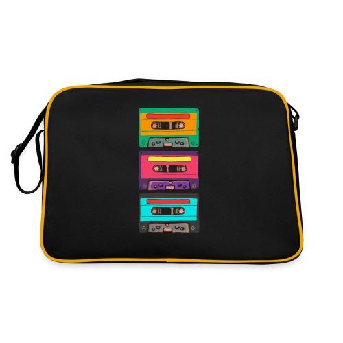 Colorful Cassettes row - Retroväska