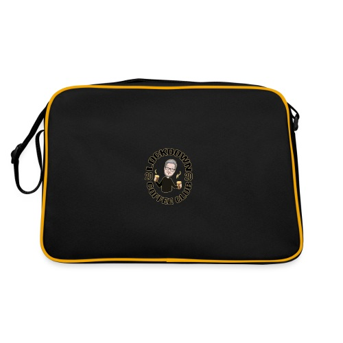Lockdown Coffee Club 2020 - Retro Bag