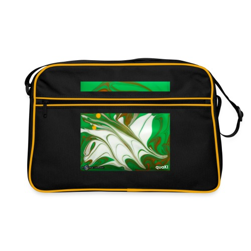TIAN GREEN Mosaik CG002 - quaKI - Retro Tasche
