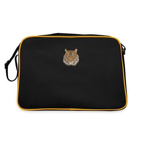 Tiger - Retro Tasche