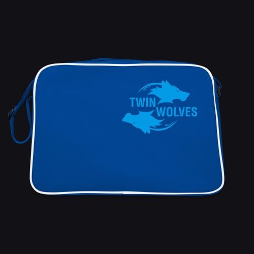 Twin Wolves Studio - Borsa retrò