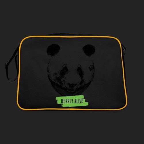 Panda bearly alive - Sac Retro