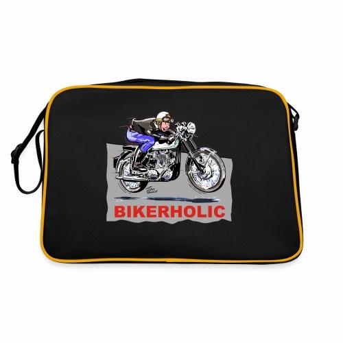 bikerholic - Retro Bag