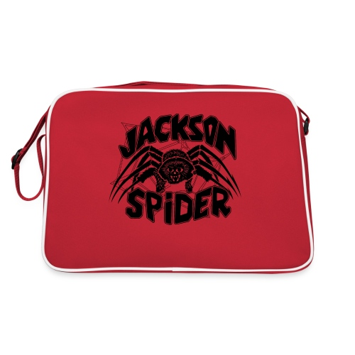 jackson spreadshirt - Retro Tasche