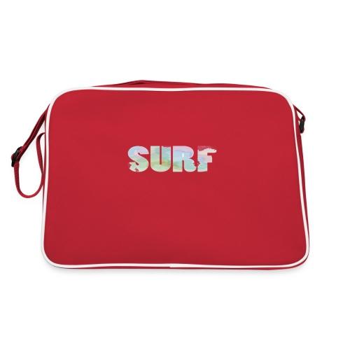 Surf summer beach T-shirt - Retro Bag