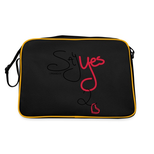 Yes 2 Love - Retro-tas