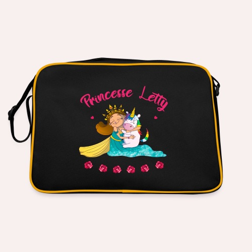 Princesse Letty - Sac Retro