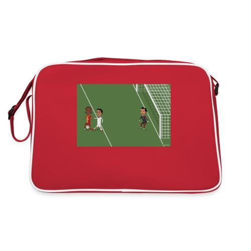 Backheel goal BG - Retro Bag