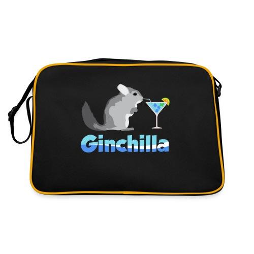 Gin chilla - Funny gift idea - Retro Bag