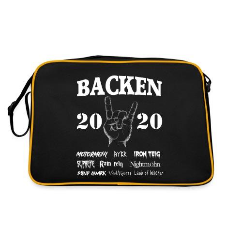 Backen 2020 | Lustiges Backen mit den größten - Retro Tasche