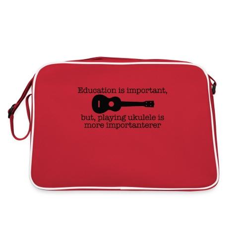 Important Ukulele - Retro Bag