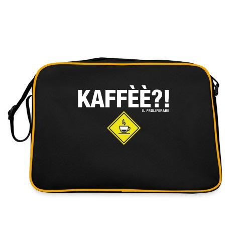 KAFFÈÈ?! - Maglietta da donna by IL PROLIFERARE - Borsa retrò
