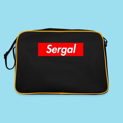 SERGAL Supmeme - Retro Tasche