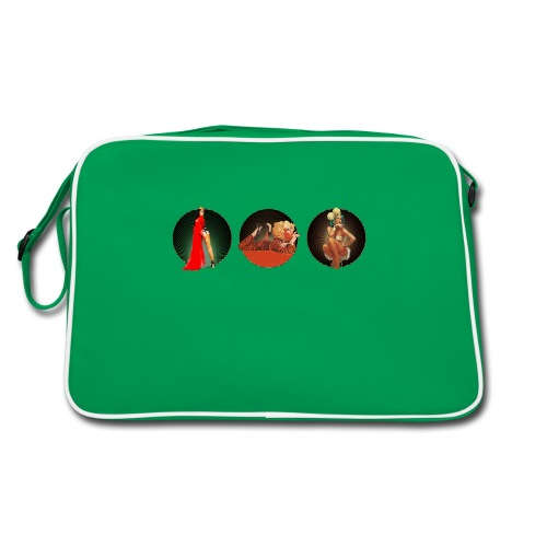 Pinup your Life - Xarah as Pinup 3 in 1 - Retro Bag