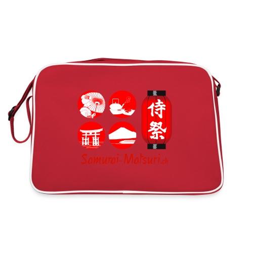 Samurai Matsuri Festival - Retro Tasche
