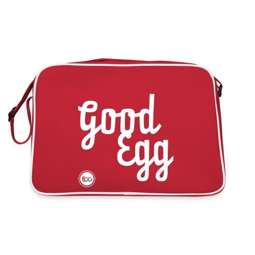 'Good Egg' - Retro Bag
