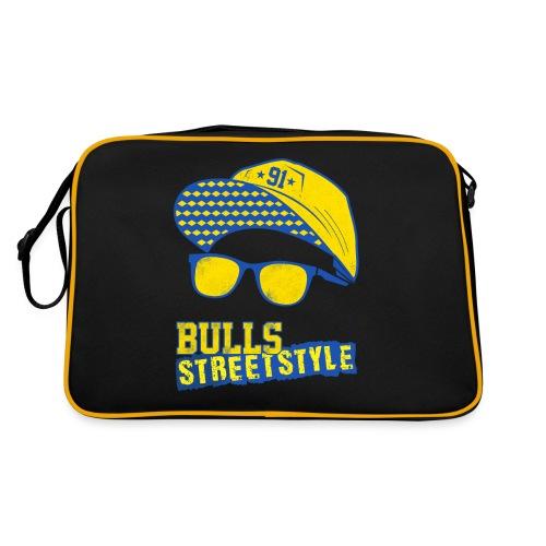 Bulls Streetstyle Yellow - Retro Tasche