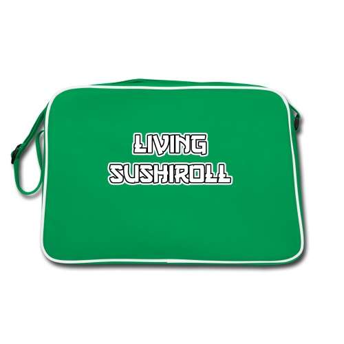 Living Sushiroll - Retro Tasche
