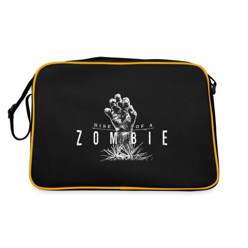 Rise of a Zombie - Retro Tasche